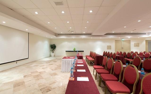 Hotel Krystal Club All Inclusive, salón de eventos