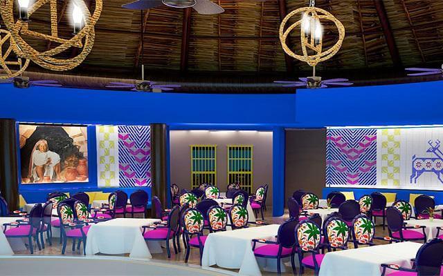 Hotel Krystal Grand Los Cabos All Inclusive, Restaurante El Mortero