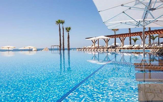 Hotel Krystal Grand Los Cabos All Inclusive, alberca tipo infinity