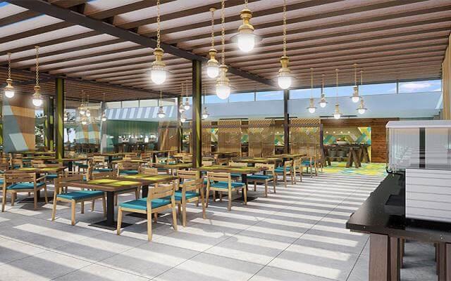 Hotel Krystal Grand Los Cabos All Inclusive, Restaurante O
