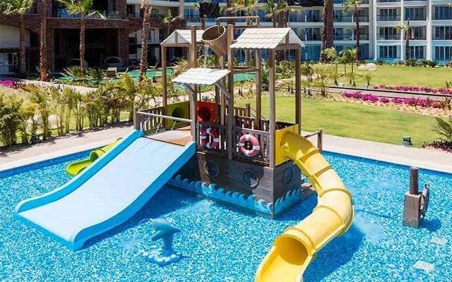 Hotel Krystal Grand Los Cabos All Inclusive, alberca para niños