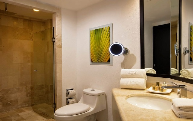Hotel Krystal Grand Nuevo Vallarta, amenidades de calidad