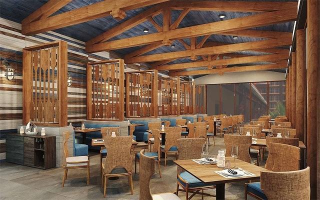 Hotel Krystal Grand Nuevo Vallarta, gastronomía de calidad