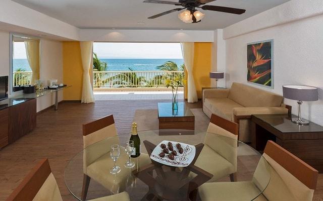 Hotel Krystal Grand Nuevo Vallarta, habitaciones bien equipadas