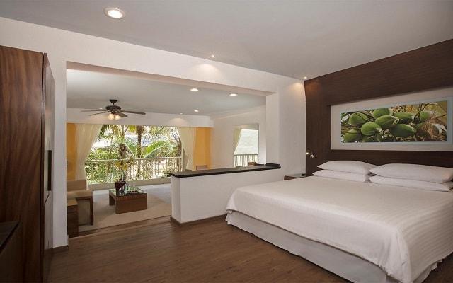Hotel Krystal Grand Nuevo Vallarta, espacios diseñados para tu descanso