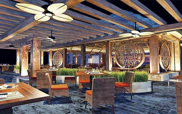 Hotel Krystal Grand Nuevo Vallarta, sitio ideal para disfrutar tus alimentos