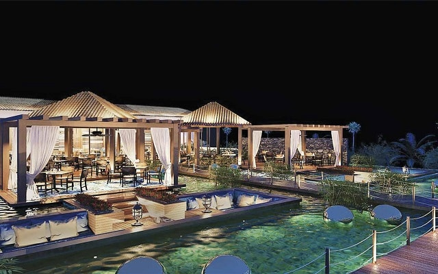Hotel Krystal Grand Nuevo Vallarta, ambientes de gran confort
