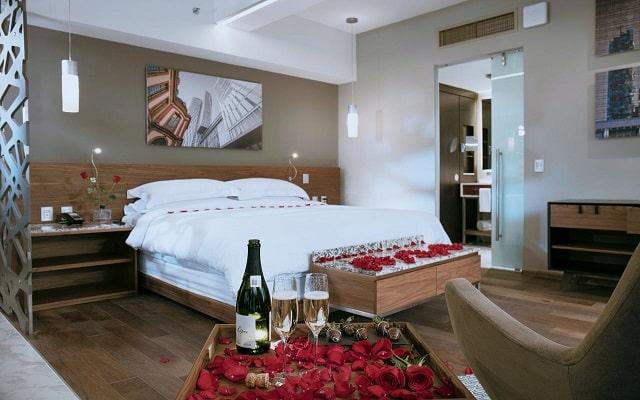 Hotel Krystal Grand Suites Insurgentes Sur, disfruta una romántica estancia