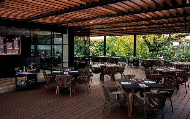 Hotel Krystal Grand Suites Insurgentes Sur, escenario ideal para tus alimentos