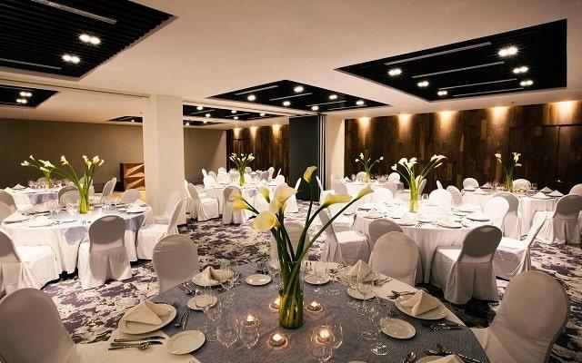 Hotel Krystal Grand Suites Insurgentes Sur, salón de eventos