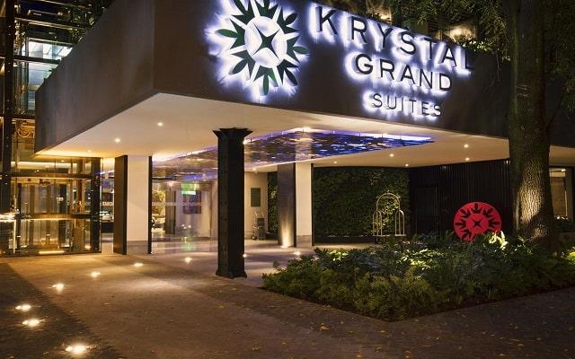 Hotel Krystal Grand Suites Insurgentes Sur en Insurgentes Sur