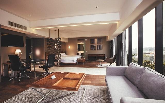 Hotel Krystal Grand Suites Insurgentes Sur, habitaciones bien equipadas