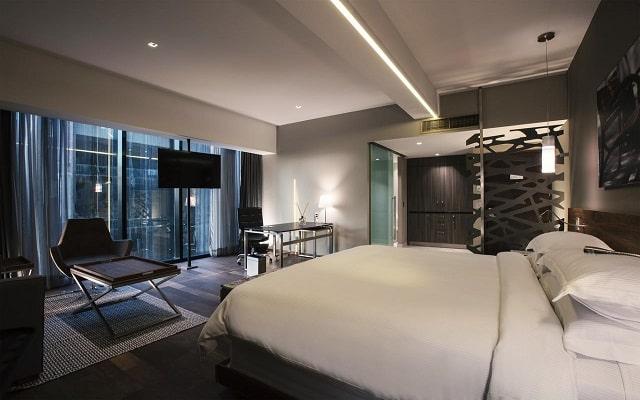 Hotel Krystal Grand Suites Insurgentes Sur, suites de lujo