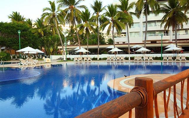 Hotel Krystal Ixtapa, espacios acondicionados para que te relajes
