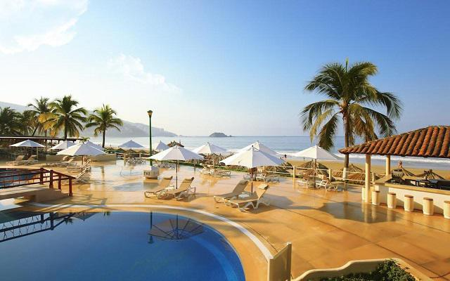 Hotel Krystal Ixtapa, Bar La Cascada