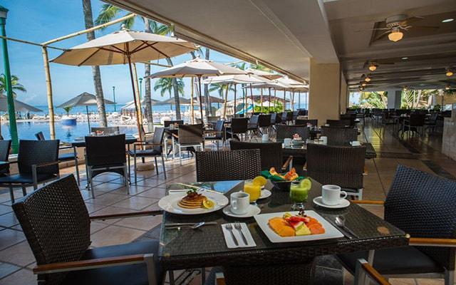 Hotel Krystal Ixtapa, Restaurante Aquamarina