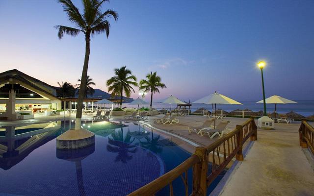 Hotel Krystal Ixtapa, no te pierdas los hermosos atardeceres