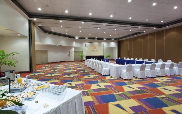 Hotel Krystal Ixtapa, amenidades para tus celebraciones