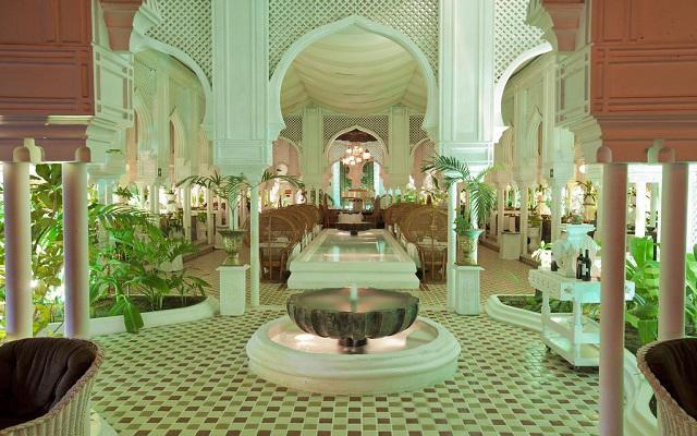 Hotel Krystal Ixtapa, inspirado en la película Casablanca
