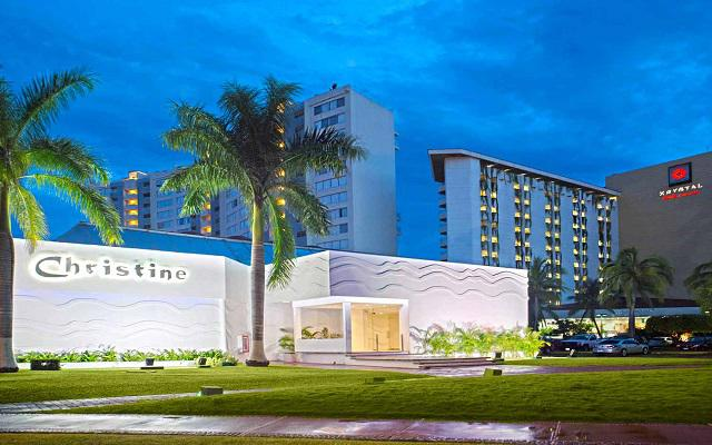 Hotel Krystal Ixtapa, Disco Christine