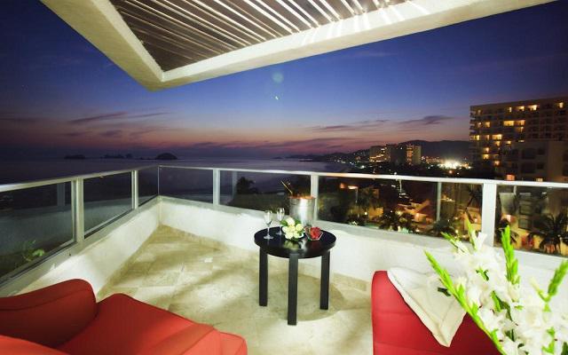 Hotel Krystal Ixtapa, habitación romance