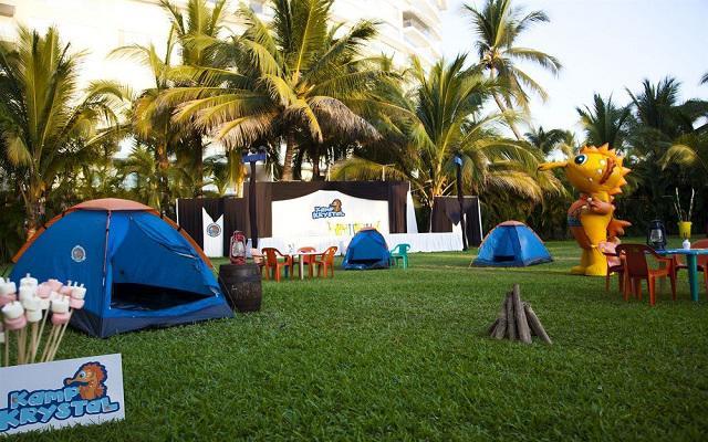 Hotel Krystal Ixtapa, juegos para los más pequeños