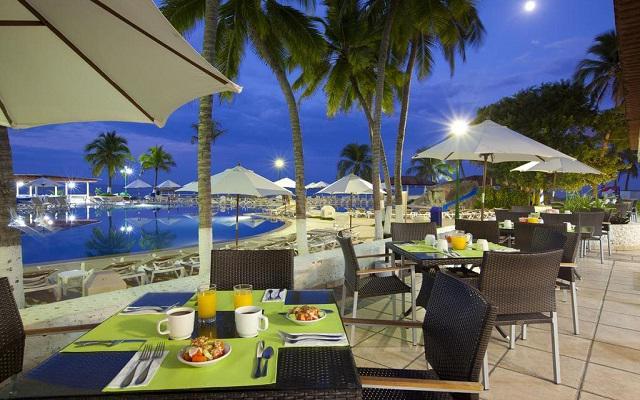 Hotel Krystal Ixtapa, Restaurante Las Velas
