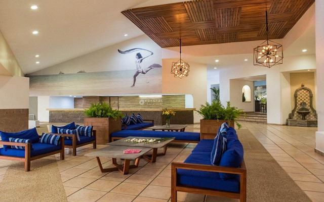 Hotel Krystal Ixtapa, diseño y confort en cada sitio