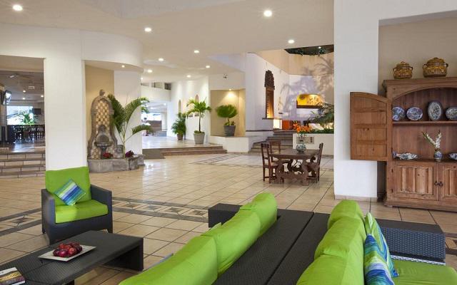 Hotel Krystal Ixtapa, instalaciones limpias y acogedoras