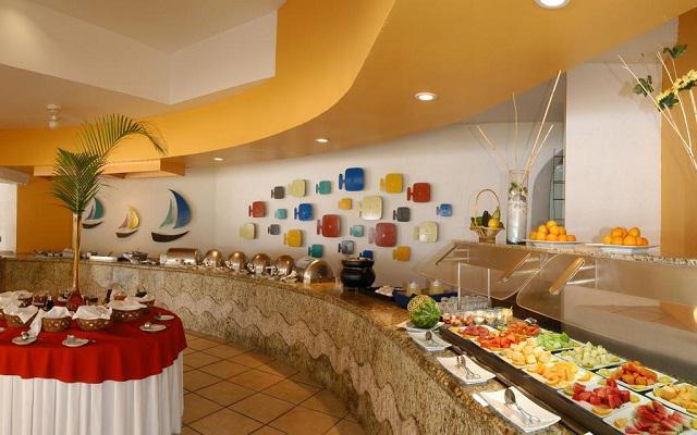 Hotel Krystal Ixtapa, amplia y variada propuesta gastronómica