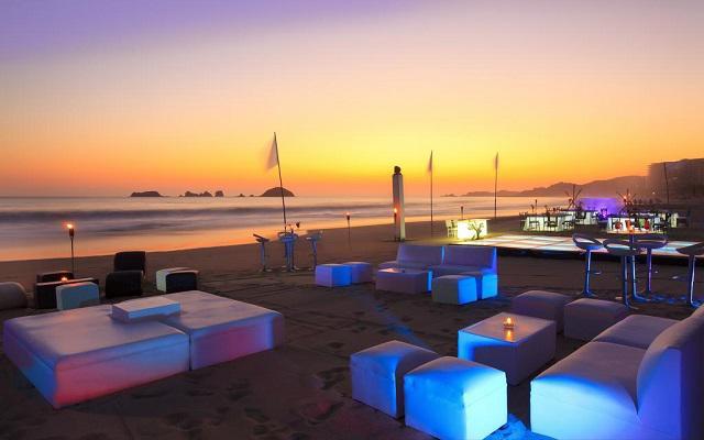 Hotel Krystal Ixtapa, tus eventos como lo soñaste