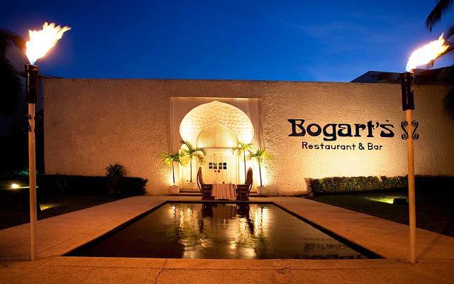 Hotel Krystal Ixtapa, Restaurante Bogart´s