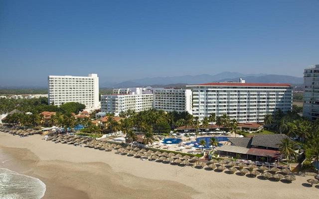 Hotel Krystal Ixtapa, hermosa vista aérea