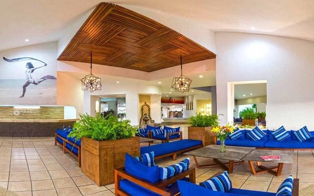 Hotel Krystal Ixtapa, Lobby