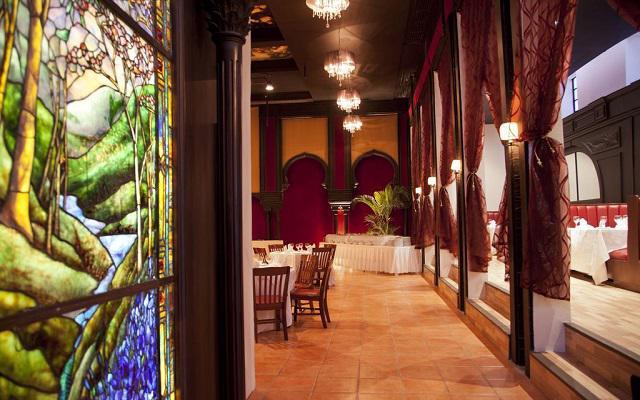 Hotel Krystal Puerto Vallarta Beach Resort, Restaurante Cinque Terre