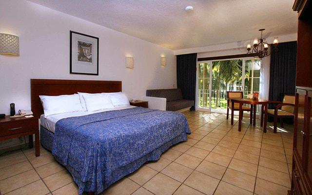 Hotel Krystal Puerto Vallarta Beach Resort, habitaciones cómodas y acogedoras