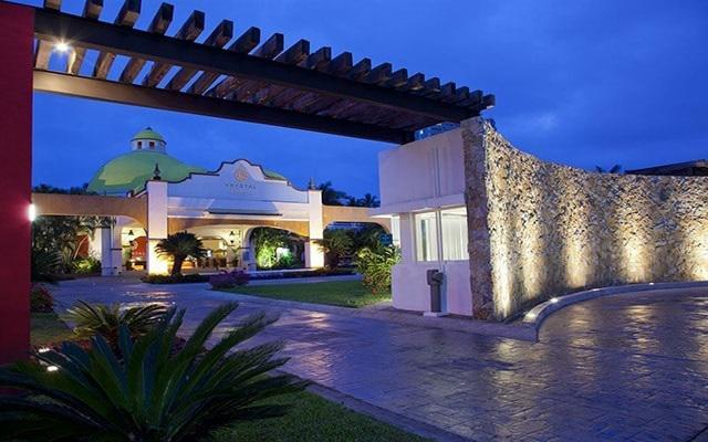 Hotel Krystal Puerto Vallarta Beach Resort, buena ubicación