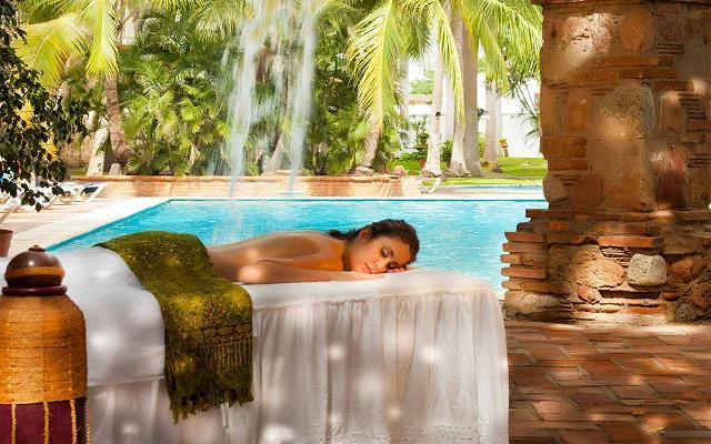 Hotel Krystal Puerto Vallarta Beach Resort, permite que te consientan con un masaje