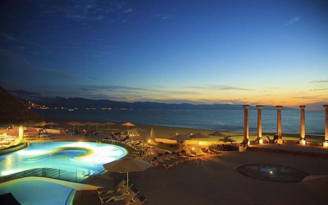 Hotel Krystal Puerto Vallarta Beach Resort, vistas fascinantes del océano
