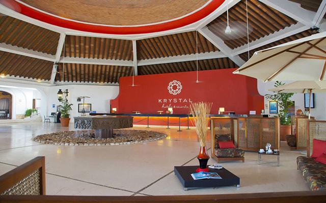 Hotel Krystal Puerto Vallarta Beach Resort, atención personalizada desde el inicio de su estancia