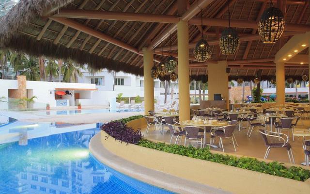 Hotel Krystal Puerto Vallarta Beach Resort, sitio ideal para comenzar el día