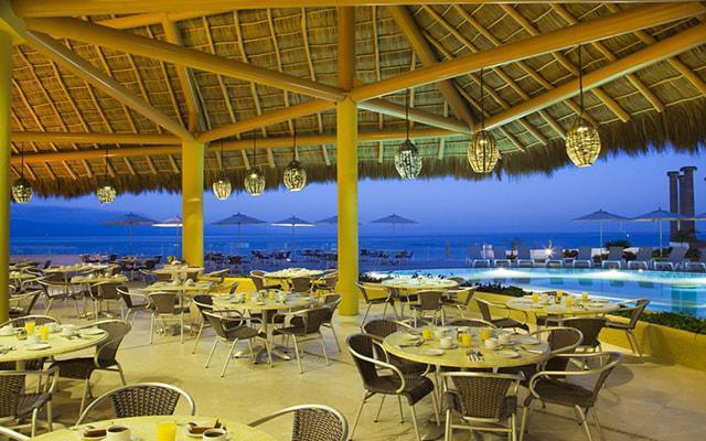 Hotel Krystal Puerto Vallarta Beach Resort, Restaurante Las Velas