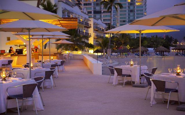 Hotel Krystal Puerto Vallarta Beach Resort, Terraza