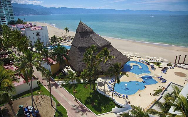 Hotel Krystal Puerto Vallarta Beach Resort, confort en cada sitio