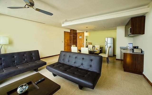 Hotel Krystal Urban Cancún Centro, confort en cada sitio