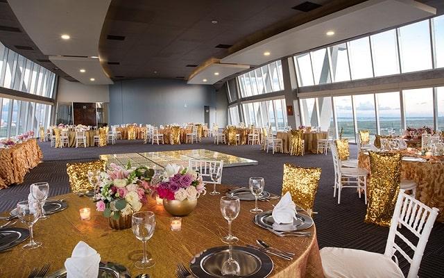 Hotel Krystal Urban Cancún Centro, salón de eventos