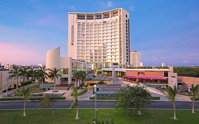 Hotel Krystal Urban Cancún Centro en Cancún Centro