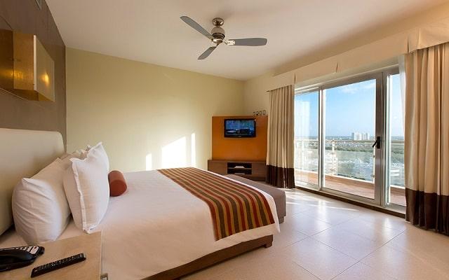 Hotel Krystal Urban Cancún Centro, espacios pensados para tu descanso