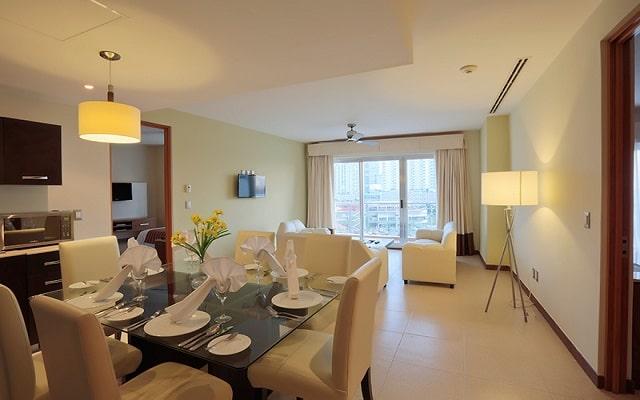 Hotel Krystal Urban Cancún Centro, suites con todas las amenidades