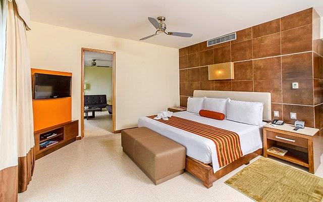 Hotel Krystal Urban Cancún Centro, acogedoras habitaciones